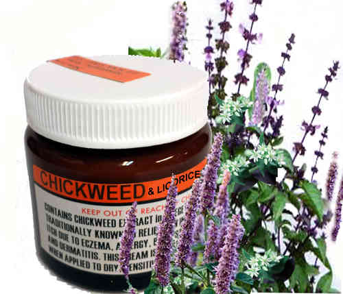Chickweed and Licorice Ointment