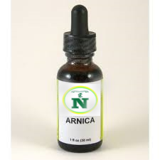 ARNICA HOMEOPATHIC TINCTURE
