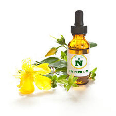 Hypericum Infused Oil