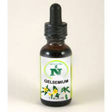 Gelsemium Sempervirens Homeopathic Tincture