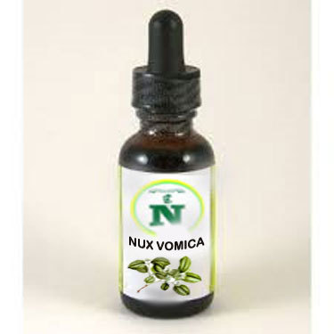 Nux Vomica  Homeopathic Tincture