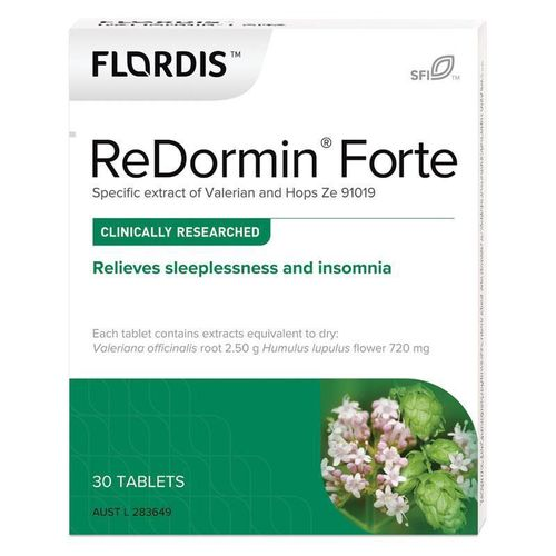 Flordis ReDormin 30 tablets