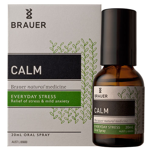 Calm Brauer Oral Spray 20ml