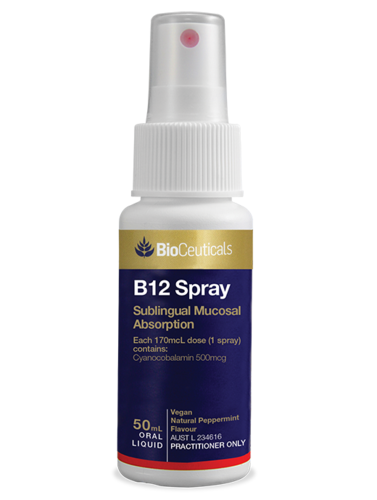 Bioceuticals B12 Spray 50ml