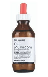 Five Mushrooms Extract 25ml