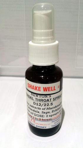 Herbal Throat Spray 50ml