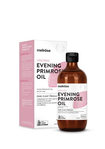 Melrose Organic Evening Primrose Oil 200 mL