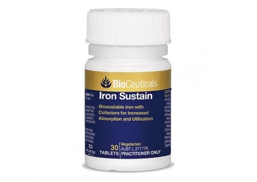 Bioceuticals Iron Sustain 30T