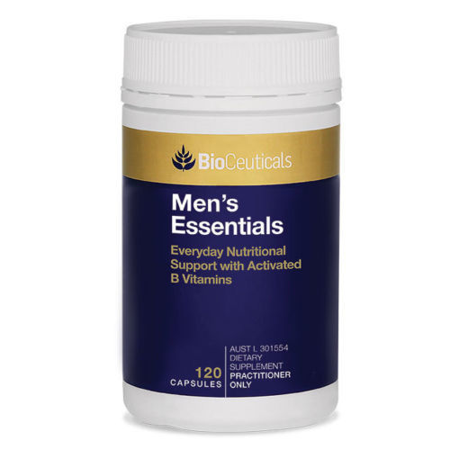 Bio Men's Essentials 120C