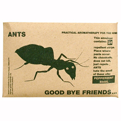 Good bye Friends Insect Repellant For Ants