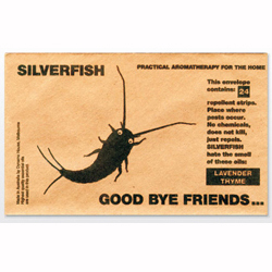 Good bye Friends Insect Repellant For Silverfish