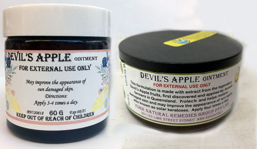 Devils Apple Ointment